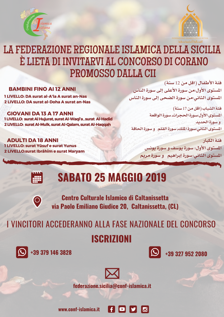 Copia di Copy of LA CONFEDERAZIONE ISLAMICA ITALIANA PRESENTA